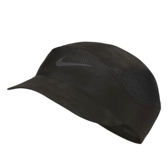 Nike Tailwind Flash Running Mens Hat Cap Black